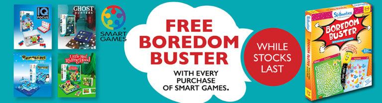 Free Boredom Buster