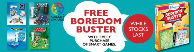 Free Boredom Buster